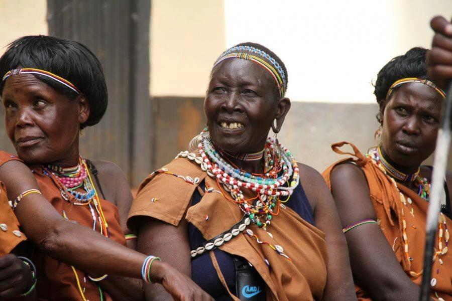 Kalenjin Women