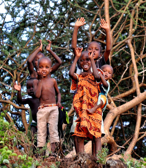 Njemps Children (Baringo)