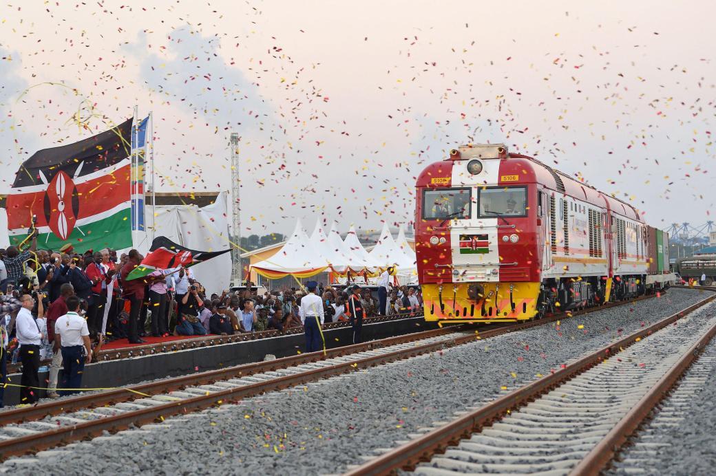 Standard Gauge Railway Inaugural