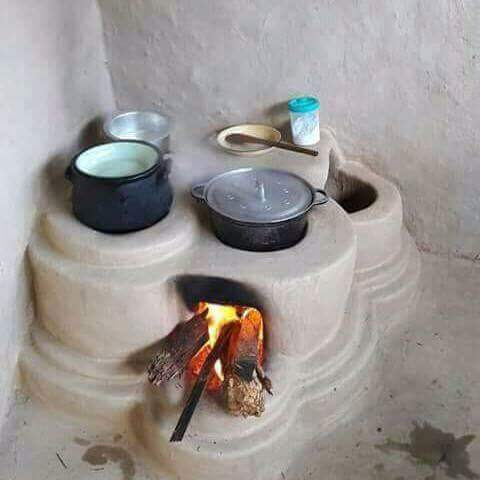 Traditional Cooking Place