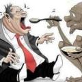 Selfish MPs