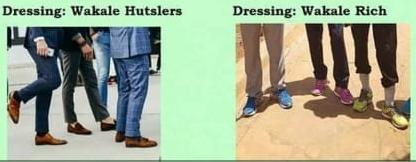 Kalenjin Dressing Code