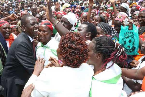 William Ruto Meet The People Tour(Courtesy)