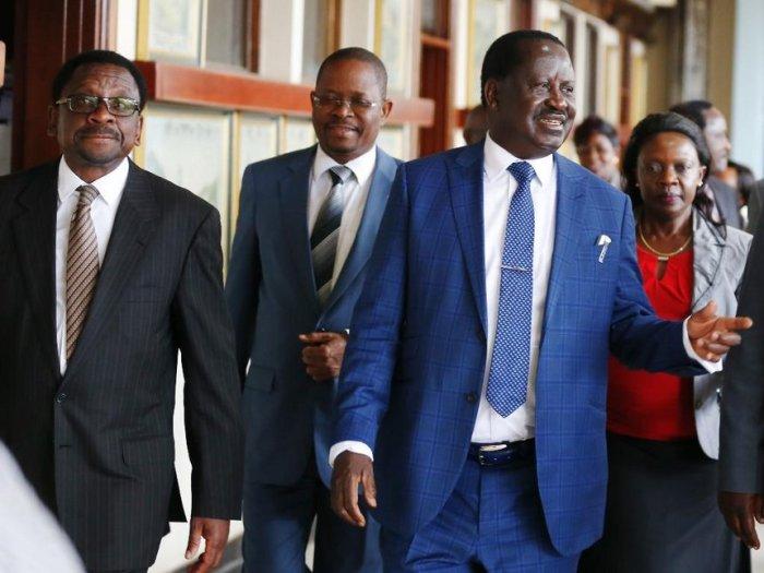 Nasa Leaders