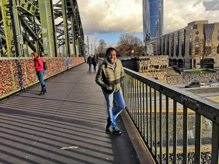 Lily Tanui In Germany
