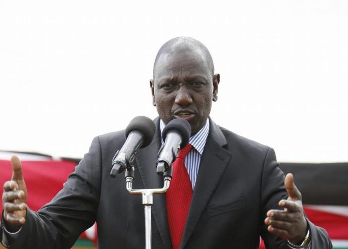 DP William Ruto (courtesy)