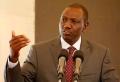 A photo of DP William Ruto (Source /Facebook /William Samoei Ruto)