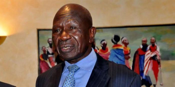 Former Vice President Moody Awori