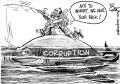 Corruption, what would Jesus do? (courtesy)