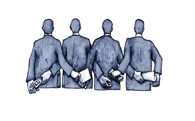 Every single day corruption cases emerging in Kenya
