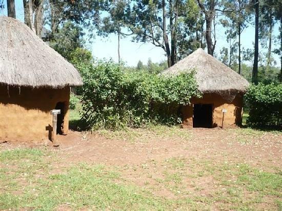 Kalenjin traditional huts [Source/tripadvisor.com]