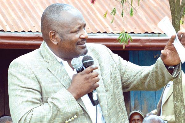 Kanu Secretary-General Nick Salat