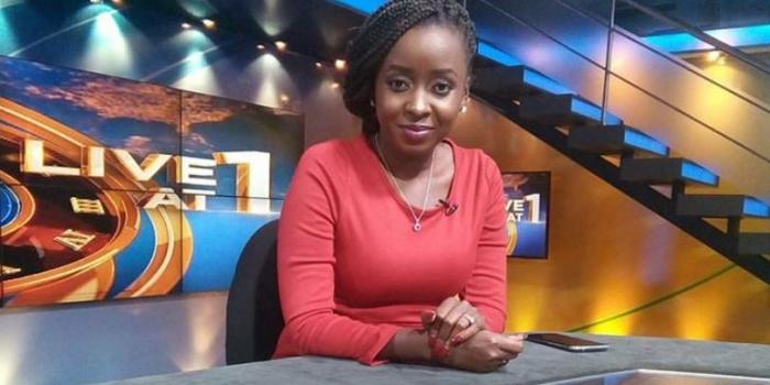 Citizen TV Journalist Jacque Maribe