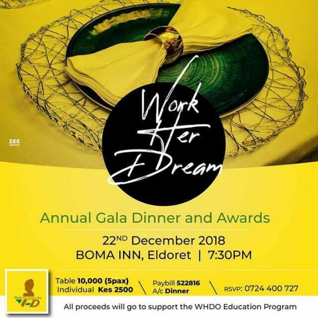 Work Her Dream