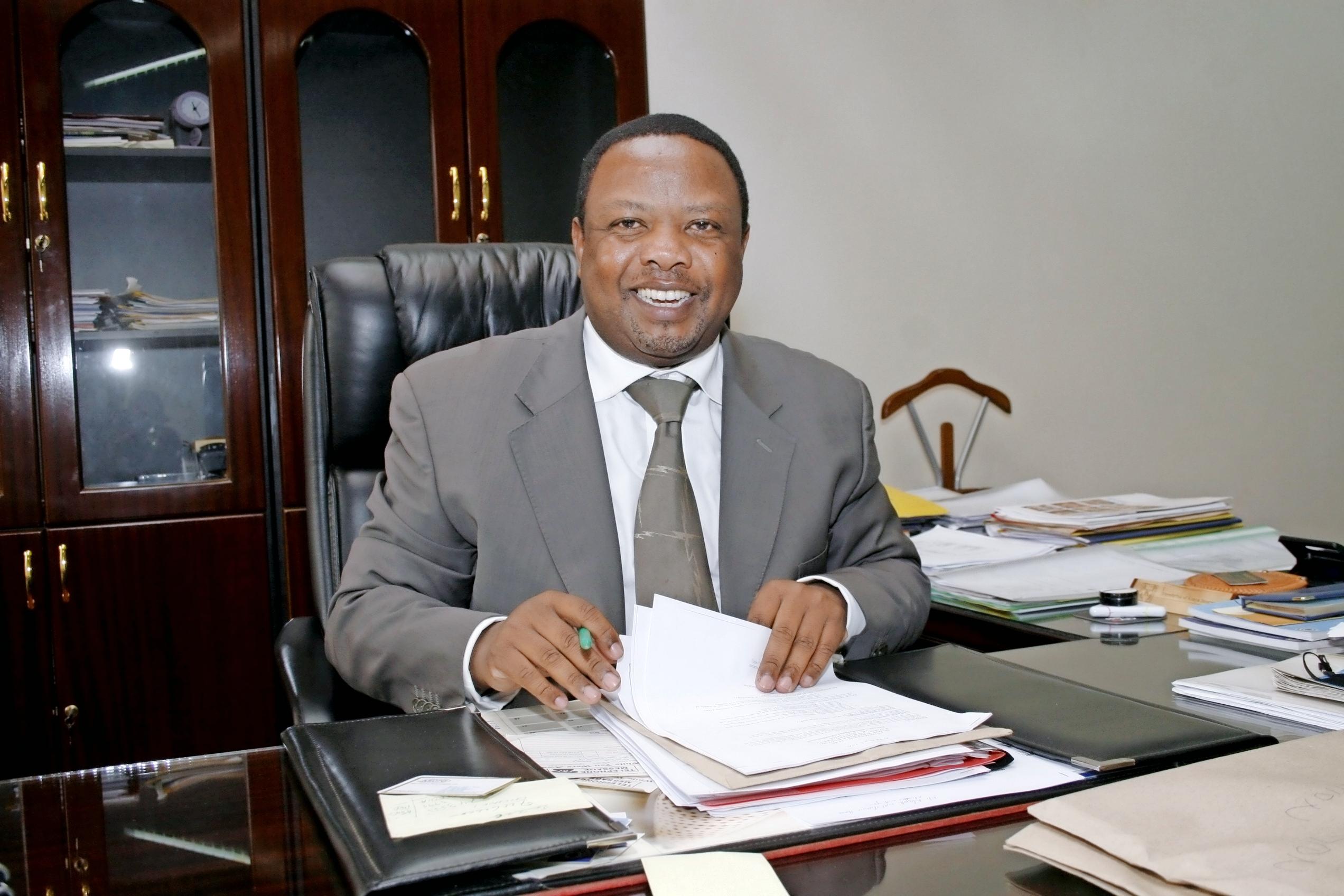 DP Ruto's Chief of Staff Ken Osinde